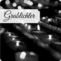 Hochwertige Grablichter für Ihre Grablaterne. Würdevolle Grabkerzen jetzt günstig online kaufen.