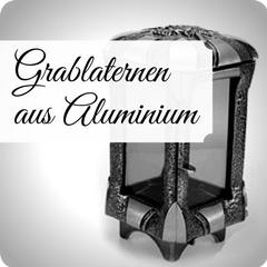 Moderne und hochwertige Grablaternen aus Aluminium, für Ihre persönliche Grabgestaltung. Edle Grablampen jetzt günstig online kaufen.