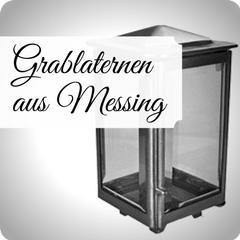 Moderne und hochwertige Grablaternen aus Messing, für Ihre persönliche Grabgestaltung. Stilvolle Grablampen jetzt günstig online kaufen.