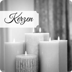 Hochwertige Kerzen für die Beerdigung, Trauerfeier, Trauerzeremonie oder Kirche. Würdevolle Stumpenkerzen, Stabkerzen oder Teelichter in schwarz oder weiss - jetzt günstig online kaufen.