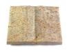 Grabbuch, Grabstein Buch, Grabplatte, Grabstein, Kashmir, 40x30x6 cm