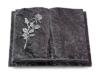 Grabbuch, Grabstein, Buch, Grabplatte, Steinbuch,  Orion, 40x30x7 cm