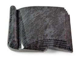 Grabbuch, Grabstein, Grabplatte, Grabmal, Buchform, Orion , 40x30x6 cm