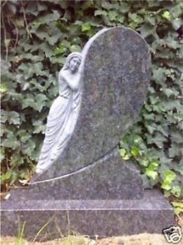 Grabmal, Grabstein, Denkmal mit Ornament