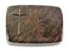 Grabplatte, Grabstein, Grabmal, Grabkissen, Himalaya , 40x30x6 cm