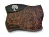 Grabplatte, Grabstein, Grabmal, Kissenstein, Aruba-Indisch Black , 40x30x7 cm