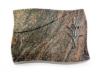 Grabplatte, Grabstein, Grabmal, Kissenstein, Himalaya , 40x30x7 cm