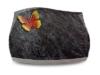 Grabplatte, Grabstein, Grabmal, Kissenstein, Orion , 40x30x6 cm