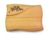Grabplatte, Grabstein, Grabmal, Kissenstein, Woodland, 40x30x7 cm