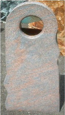 Grabstein, Grabmal, Granit