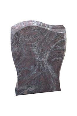 Grabstein, Grabmal,  Granit, Neu, mit Schrift, 60*90*14