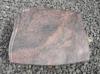Grabstein, Grabplatte, Grabmal inkl. Inschrift 50x40x12