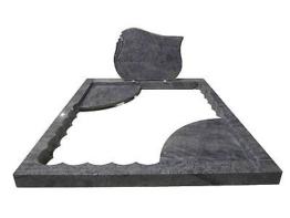 Grabstein,Grabmale, Grabanlage, Granit, Doppelgrabstein
