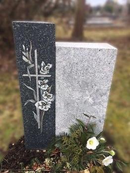 Grabstein,Grabmale, Granit, Einzelgrab, Engel, Grabanlage, Doppelgrab
