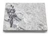 Grabtafel, Schrifttafel, Grabstein, Grabmal, Gedenkstein,  40x30x3-5cm, Granit