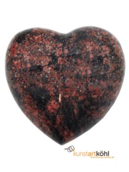 Granit, Herz,Aurindi, Herz aus Granit, Grab, Allerheiligen, Deko