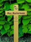Urnenkreuz, Grabkreuz, Holzkreuz, Straßennkreuz, Unfallkreuz mit Tiefengravur