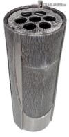 Grabschmuck Grabvase Rieth Aluminium