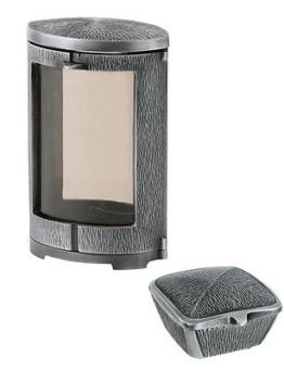 Grabschmuck/Grablampe/Grablaterne/Grablampen/Grablicht /Set/Angebot/Weihkessel