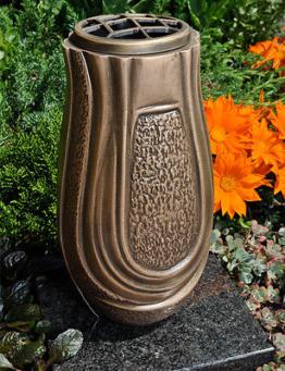 Grabschmuck/Grabvase/Grablicht/Grablampe/Grab/ Grablaterne/Vase/Allerheiligen