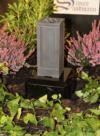Grabvase aus Aluminium   Grabschmuck   Grablape   Grablicht   Grab   Vase >NEU
