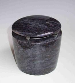 Weihwasserkessel Modern Granit Orion Weihwasserbehälter Grabschmuck Grabmal