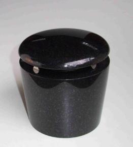 Weihwasserkessel Modern Granit Schwedisch Weihwasserbehälter Grabschmuck Grabmal
