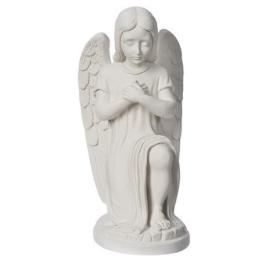 Engelchen Marmor von Carrara, weiss