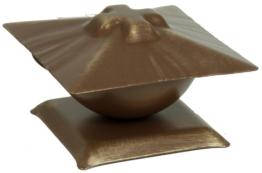 Grabweihkessel bronzeton Weihbecken Weihwasserkessel