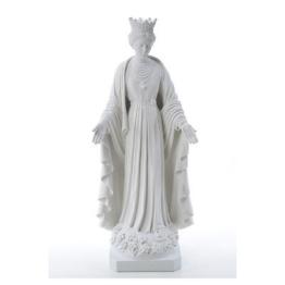 Statue Unserer Lieben Frau 70 cm Kunstmarmor