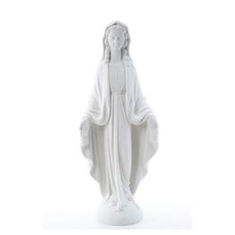 Statue Wundertätige Maria Marmorguss