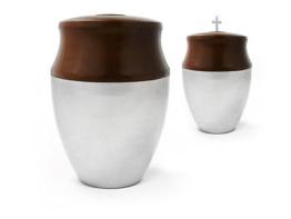 Urne, Holzurne,  Graburne, Urnen R-1B