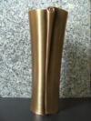 Grabvase aus Messing 5868/19, Vase, Blumenvase,  Bronzevase, Grabschmuck, Lampe