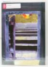 Trauerkarte - Offene Tür & Licht
