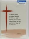 Trauerkarte - Sie sind bei Gott und auch bei dir