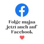 Folge majaa jetzt auch auf Facebook