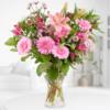 Blumenstrauß Rosa Gerbera