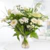 Blumenstrauß Weißes Glück