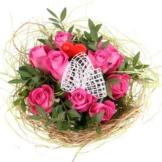 Rosentraum in Pink