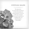 Trauerdanksagungen, glänzendes feinstpapier, standard umschläge gestalten, grau, fotografisch, quadratisch, flach, Optimalprint