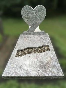 Grabstein, Grabmal, Grabanlage, Einzelgrab, Rubas