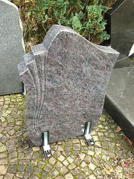 Grabstein, Grabmal, Granit, Stein, Einzelgrab, Grabanlage, Rubas