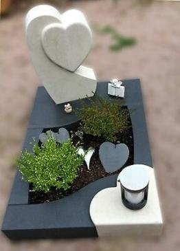 Grabstein, Grabmale, Einzelgrabstein, Grabanlage, Urnengrab