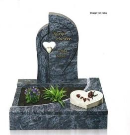 Grabstein, Grabmale, Grabanlage, Urnengrab