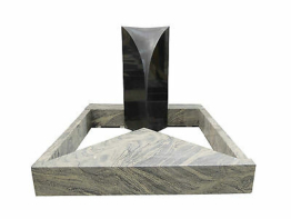 Grabstein,Grabmale, Grabanlage, Granit, Urnengrab, Urne