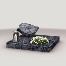 Urnengrab, Urnengrabanlage, Urnengrabstein, Granit, inkl. kostenloser Inschrift