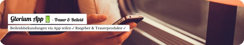 Trauer-App