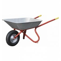 Bauschubkarre Gartenkarre Bauschubkarre Export 85 lm. Kugellager, montiert