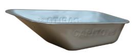 Capito Ersatzmulde zu Allcar 85, verzinkt und gelocht