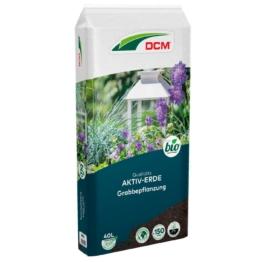 DCM-Cuxin Qualitäts Aktiv-Erde Grabbepflanzung, 40 Liter